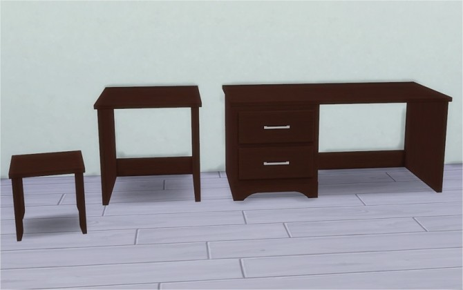 Benjamin Bedroom pt1 at Veranka image 5421 670x420 Sims 4 Updates