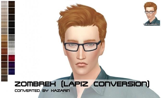 Sims 4 Lapiz Lazuli conversions at Porcelain Warehouse