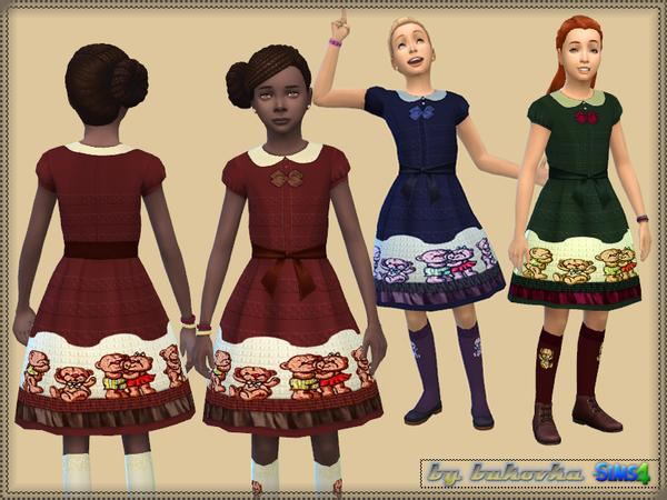 Set Teddy Bear by bukovka at TSR image 7 Sims 4 Updates