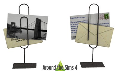 Sims 4 Industrial Dining room by Sandy at Around the Sims 4
