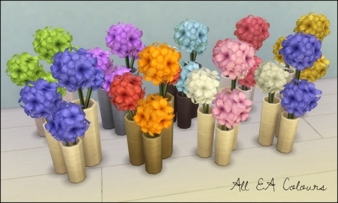 Sims 4 Resized spirit bloom at Martine's Simblr