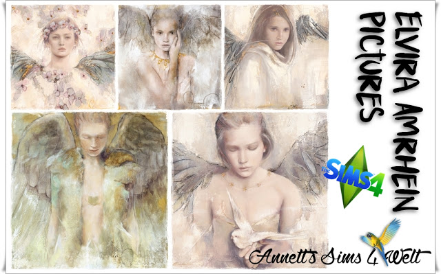 Sims 4 Elvira Amrhein Pictures at Annett's Sims 4 Welt