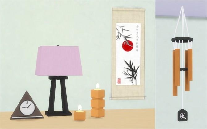 Sims 4 Benjamin Bedroom pt2 at Veranka