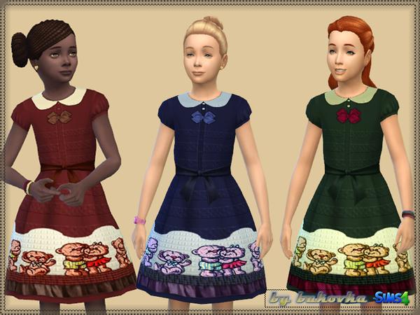 Set Teddy Bear by bukovka at TSR image 8 Sims 4 Updates