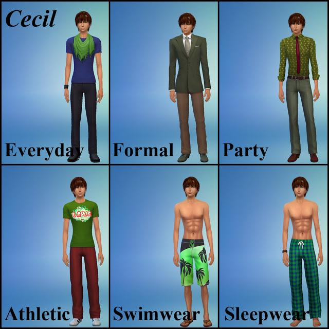 Cecil Aijima (Uta no Prince sama) at NG Sims3 image 8715 Sims 4 Updates
