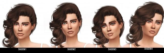 Softness Skin + Marianne Sim Model at S4 Models image 8814 670x219 Sims 4 Updates