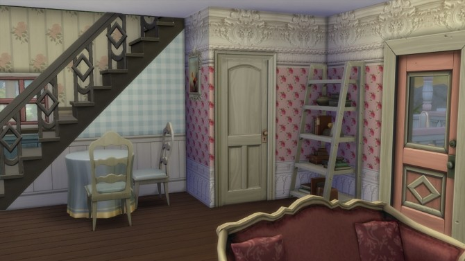 Victorian Cottage Retreat by Christine11778 at Mod The Sims image 10113 670x377 Sims 4 Updates