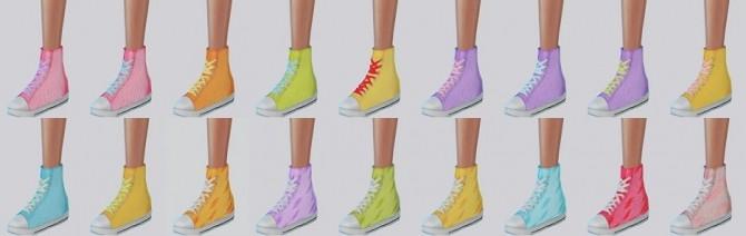Sims 4 Sneakers at Kalewa a
