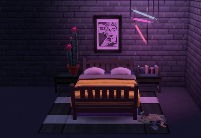 Tube Lights at Jool's Simming image 1135 670x461 Sims 4 Updates