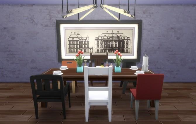 Tube Lights at Jool's Simming image 1155 670x424 Sims 4 Updates