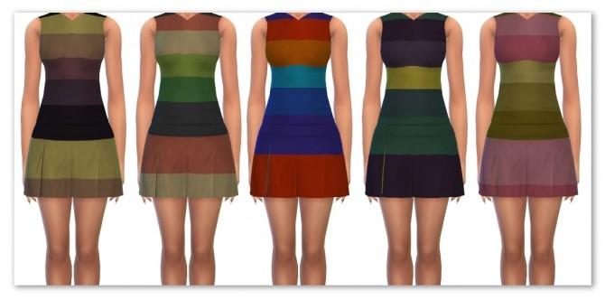 Sims 4 Cheer me up dress at Maimouth Sims4