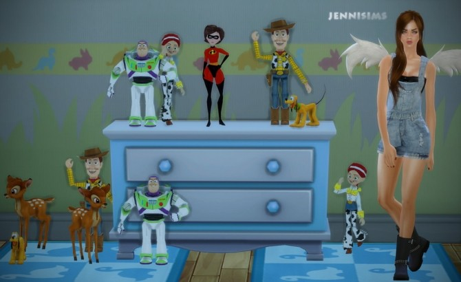 Sims 4 Decoration for kids Vol2 at Jenni Sims