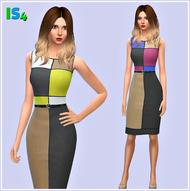 Sims 4 Dress 43 IS4 at Irida Sims4