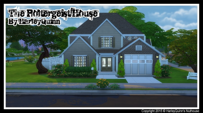 The Poltergeist House 2015 At Harley Quinn S Nuthouse