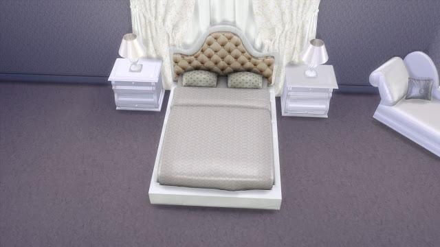 Sims 4 How to make a bed for Sims 4 (Part 1:Meshing) at Sanjana sims