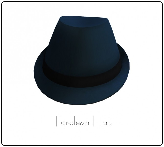 Sims 4 Hat Collection by Lonelyboy at Happy Life Sims