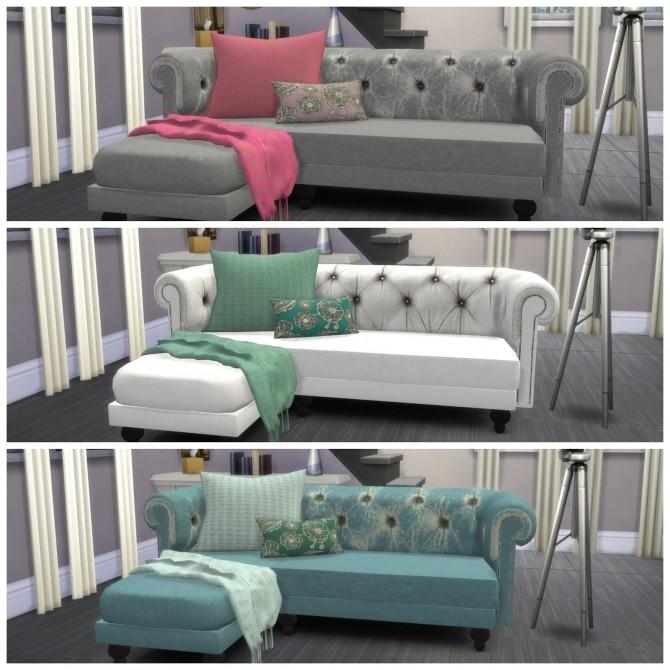 Sofa recolors at Dinha Gamer image 12711 670x670 Sims 4 Updates