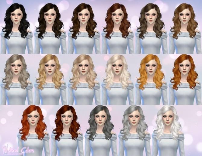 Skysims Hair 187 retexture at Aveira Sims 4 image 12718 670x516 Sims 4 Updates