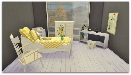 Bedroom Set Recolor By Viikiita