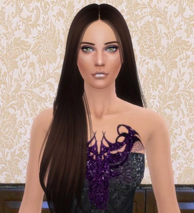 Sims 4 Elena Voronova at Tatyana Name