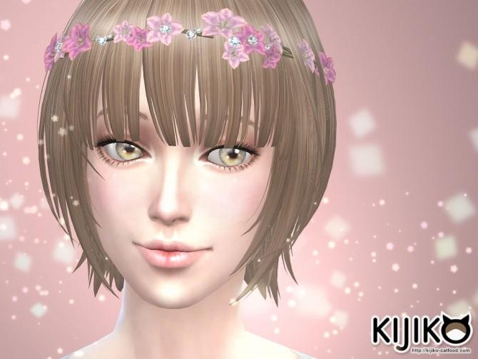 Flower headband at Kijiko image 1379 670x503 Sims 4 Updates