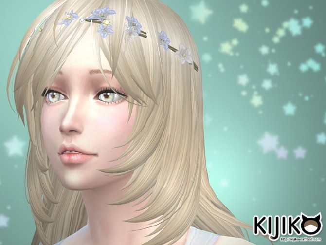 Flower headband at Kijiko image 13810 670x503 Sims 4 Updates