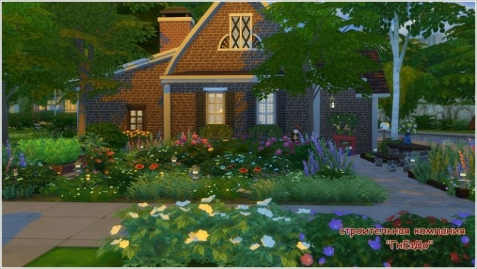 Elsa house at Sims by Mulena image 1382 670x378 Sims 4 Updates