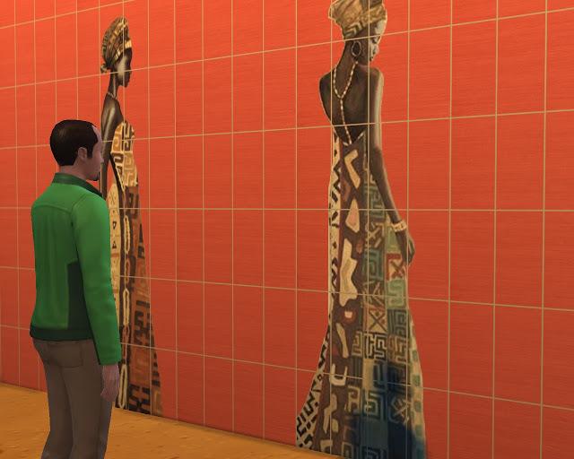 Ethnic tiles at Mara45123 image 13914 Sims 4 Updates