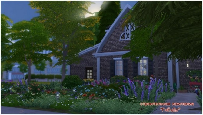 Elsa house at Sims by Mulena image 1392 670x378 Sims 4 Updates