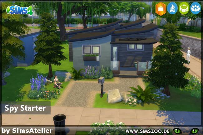 Spy Starter by SimsAtelier at Blacky's Sims Zoo image 1398 Sims 4 Updates