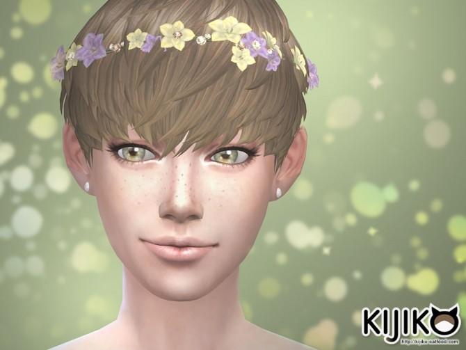 Flower headband at Kijiko image 1399 670x503 Sims 4 Updates