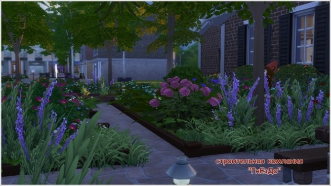 Elsa house at Sims by Mulena image 1402 670x378 Sims 4 Updates