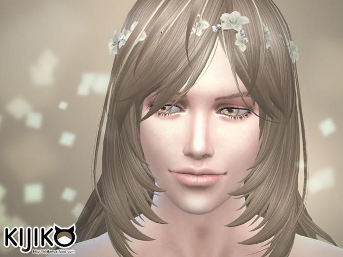 Flower headband at Kijiko image 1409 670x503 Sims 4 Updates