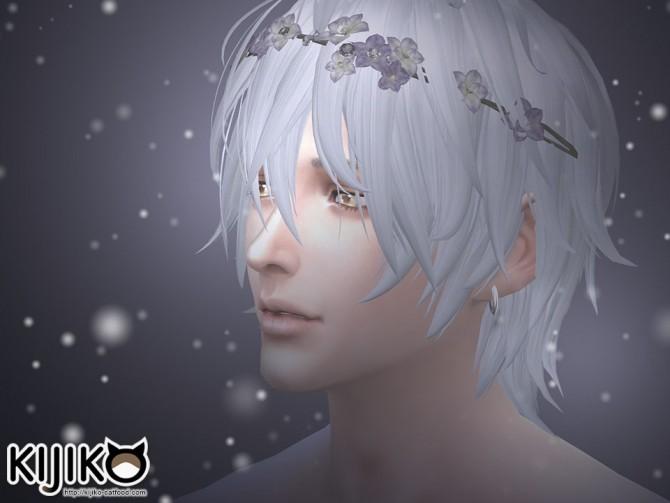 Flower headband at Kijiko image 14115 670x503 Sims 4 Updates