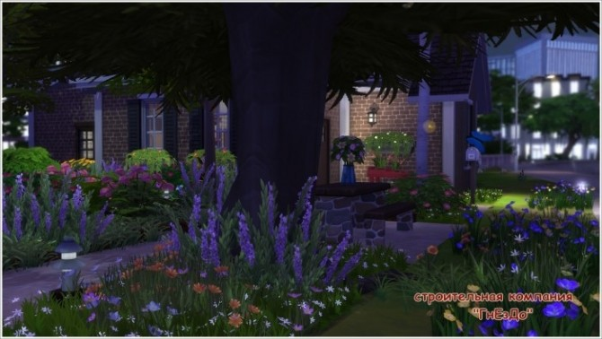 Elsa house at Sims by Mulena image 1414 670x378 Sims 4 Updates
