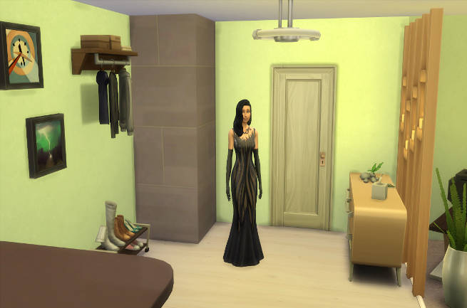 Sims 4 Spy Starter by SimsAtelier at Blacky's Sims Zoo