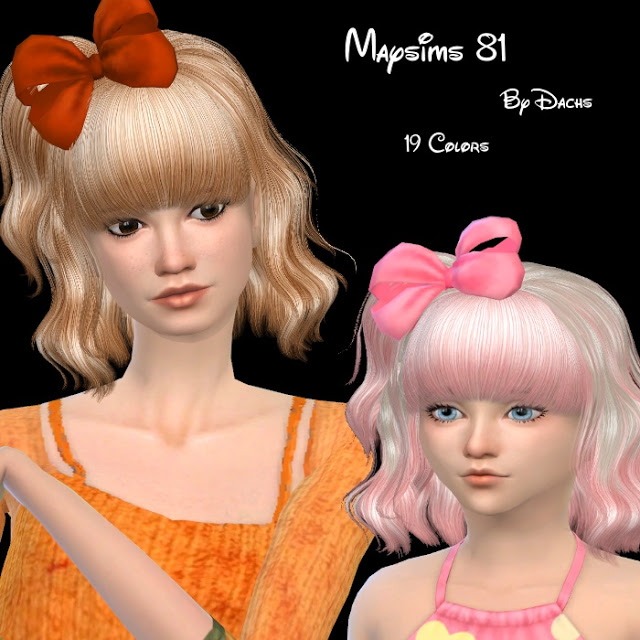 Halloween Set (hair + clothes) at Dachs Sims image 1546 Sims 4 Updates