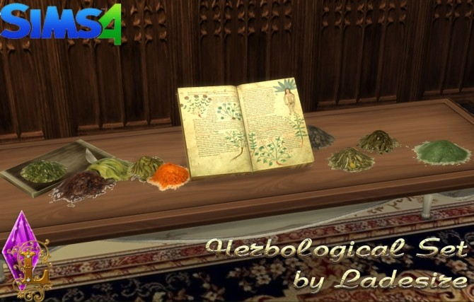 Herbological Set at Ladesire image 15810 670x427 Sims 4 Updates