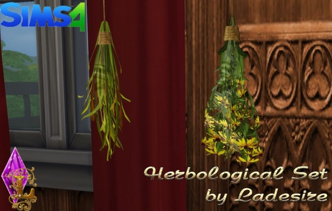 Herbological Set at Ladesire image 16010 670x427 Sims 4 Updates