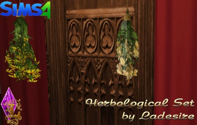 Herbological Set at Ladesire image 16115 670x427 Sims 4 Updates
