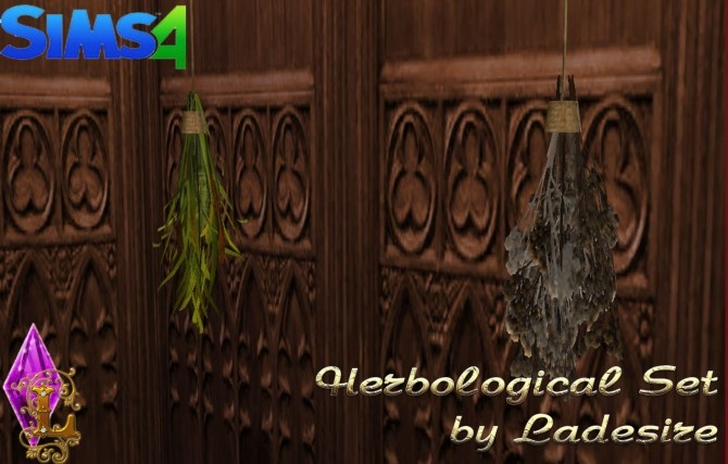Herbological Set at Ladesire image 16213 670x427 Sims 4 Updates