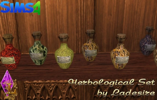 Herbological Set at Ladesire image 16311 670x427 Sims 4 Updates