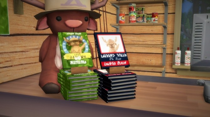 Stanley's Guide Books to Granite Falls at Budgie2budgie image 1763 670x376 Sims 4 Updates