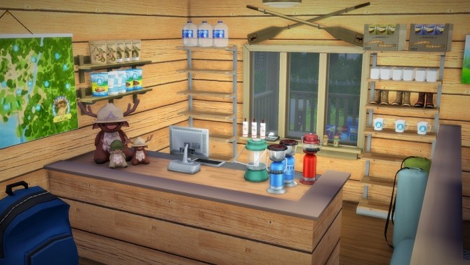 Freeze dried food, trail mix & milk powder bags at Budgie2budgie image 1783 670x379 Sims 4 Updates