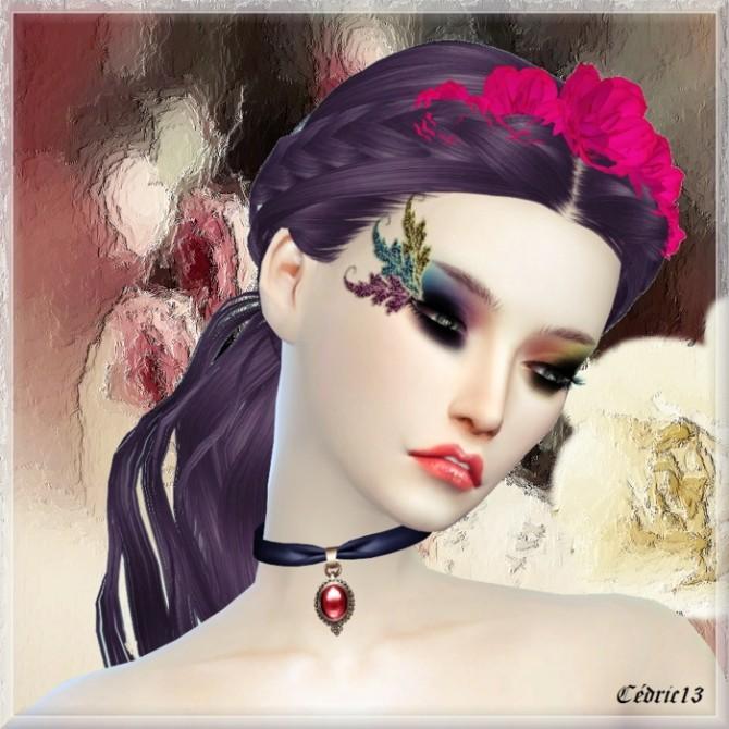 Carlotta by Cedric13 at L'univers de Nicole image 1842 670x670 Sims 4 Updates