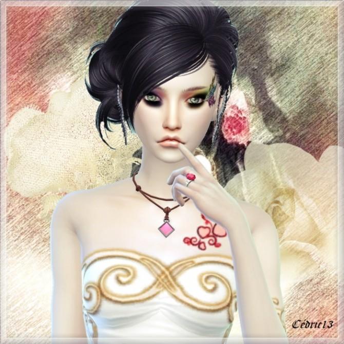 Carlotta by Cedric13 at L'univers de Nicole image 1852 670x670 Sims 4 Updates