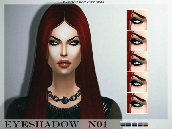 FRS Eyeshadow N01 by FashionRoyaltySims at TSR image 1926 Sims 4 Updates