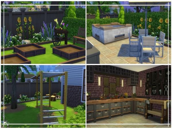 Sims 4 Thomas Road by sharon337 at TSR