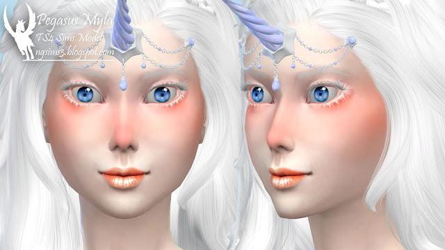 Pegasus Myla at NG Sims3 image 2100 Sims 4 Updates