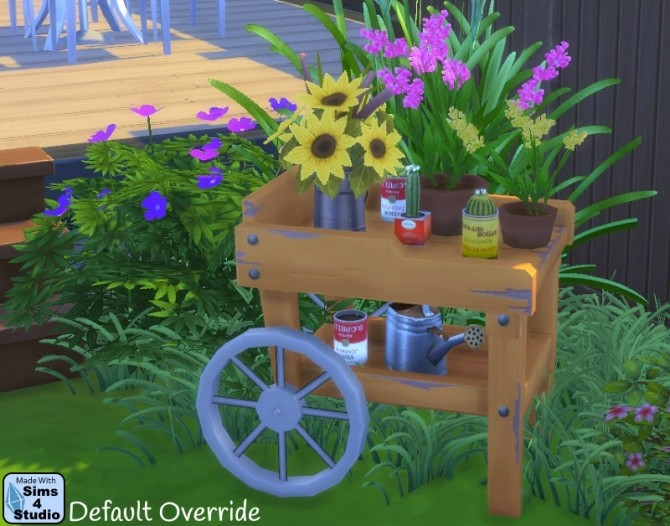 Sims 4 EAs Caress Wheel Barrench override at Sims 4 Studio